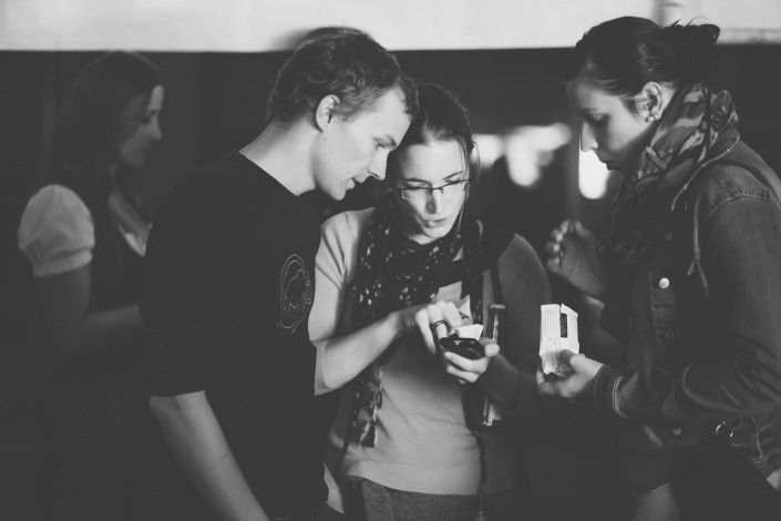 Gäste der Gründungsfeier von Miriam Primik - Fotostudio Graz