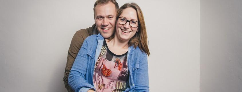 Maria Kink und Alexander Vogrincic