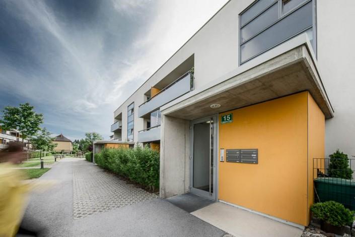 Architekturfotografie für Baumeister Partl