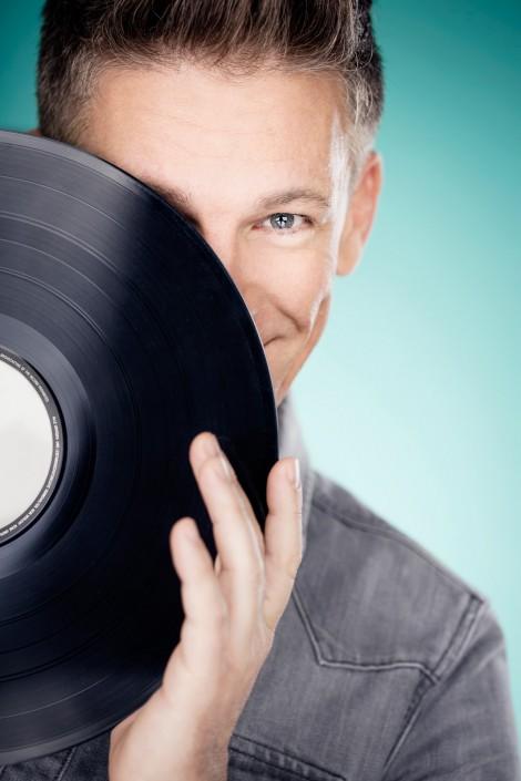 Andi Knoll - Schallplatte
