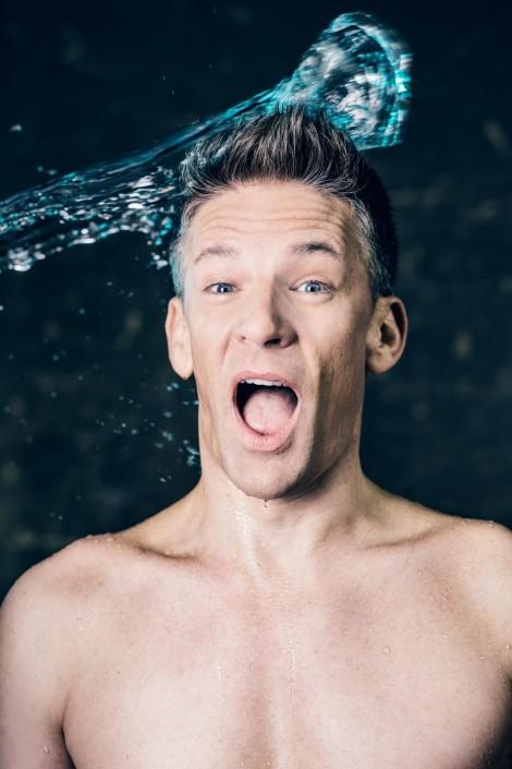 Andi Knoll - Wassershooting