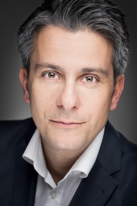 Kurt Hohensinner - klassisches Portrait