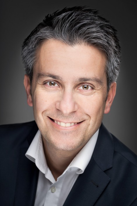Kurt Hohensinner sympathisches Portrait