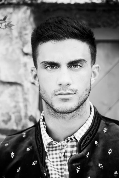 Mister Austria Wahl 2015 - Adrian Amin
