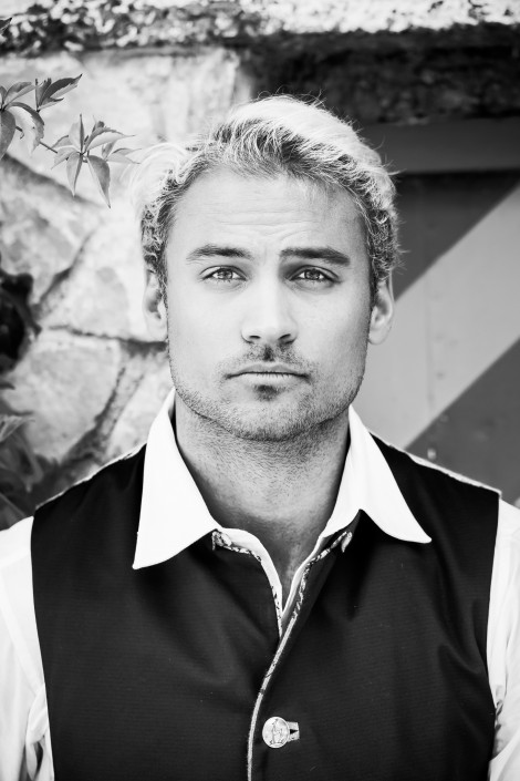 Mister Austria Wahl 2015 - Gregor Hödl