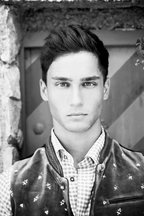 Mister Austria Wahl 2015 - Severin Haidacher