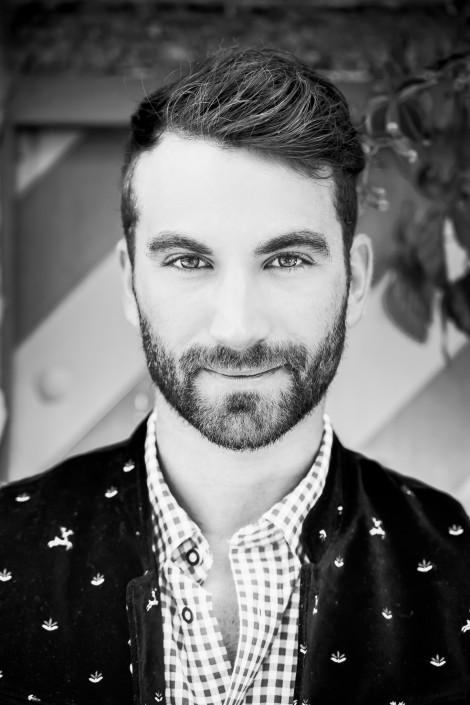 Mister Austria Wahl 2015 - Hans-Peter Kapfensteiner