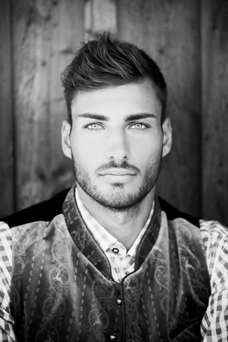 Mister Austria Wahl 2015 - Christoph Leitner