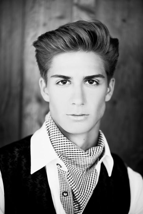 Mister Austria Wahl 2015 - Manuel Hengstler