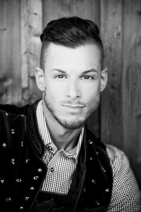 """Mister Austria Wahl 2015 - Jakob """"Jaks"""" Holzinger"""