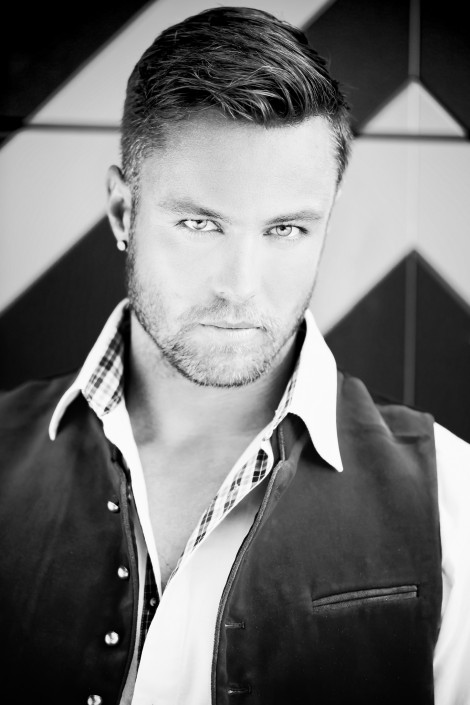 Mister Austria Wahl 2015 - Daniel Chytra