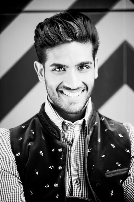 Mister Austria Wahl 2015 - Aman Chahal
