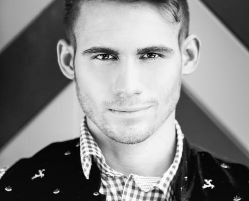 Mister Austria Wahl 2015 - Fabian Kitzweger