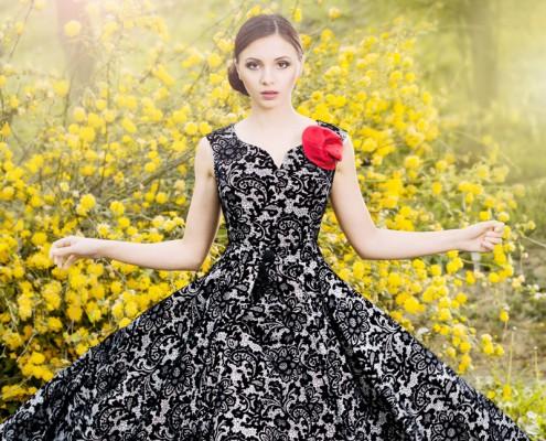 Fashionserie mit Antonia Petrova