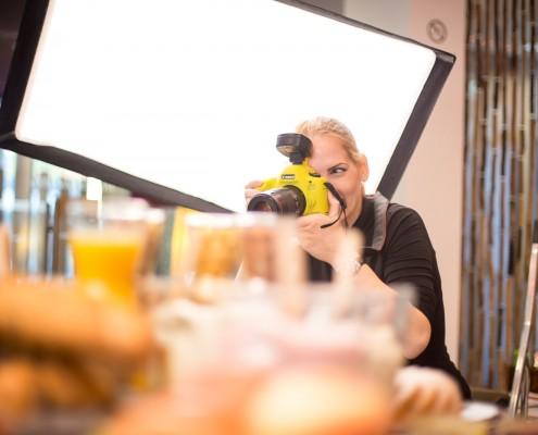Stainzerhof - Hinter den Kulissen - Das großartige Frühstücksbuffet