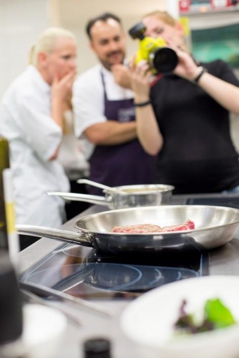Stainzerhof - Hinter den Kulissen - In der Küche