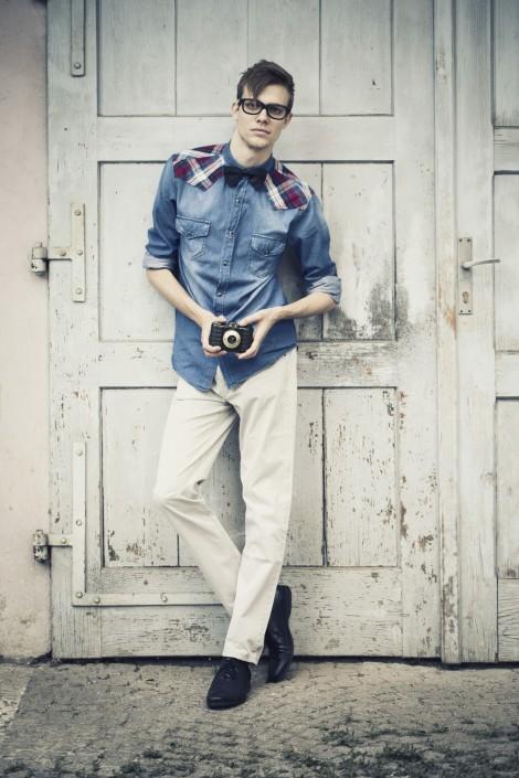 Florian Werkgartner - Hipster Style