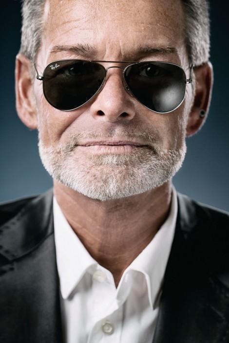 Gebhard Lichtenegger alias James Bond