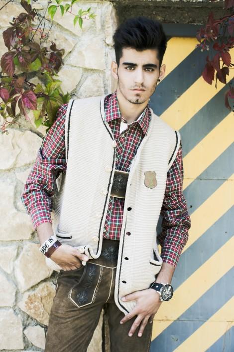 Mister Austria Wahl 2015 - Diyar Kilic