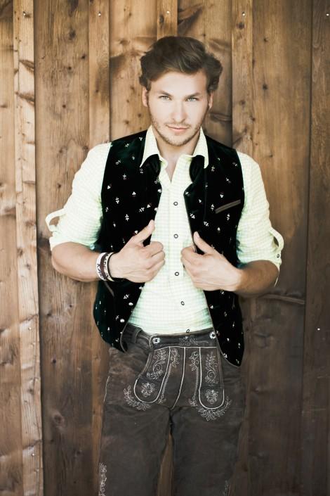 Mister Austria Wahl 2015 - Jeffrey Dezman