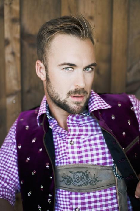 Mister Austria Wahl 2015 - Sandro Juliano Stadelmann