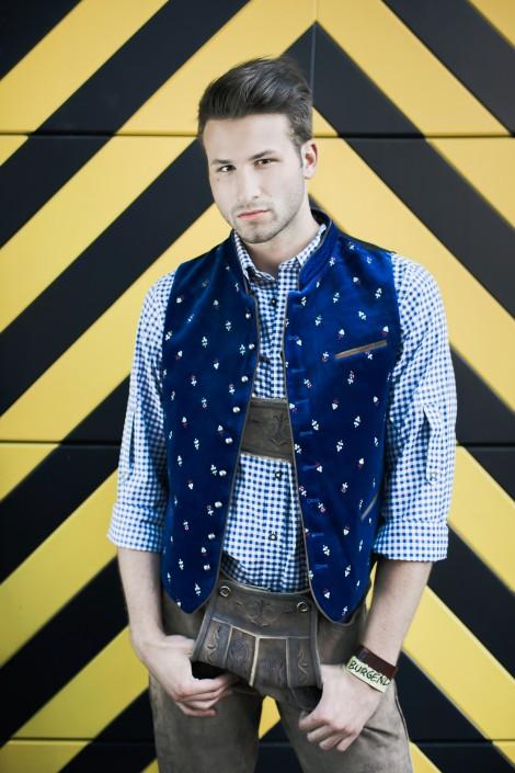 Mister Austria Wahl 2015 - Florian Rammesmayer