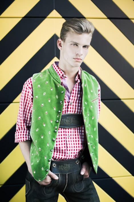 Mister Austria Wahl 2015 - Florian Terdy