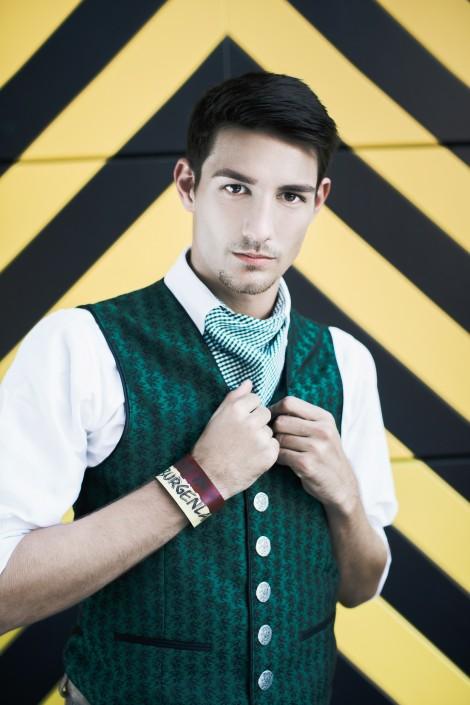 Mister Austria Wahl 2015 - Lukas Fischer