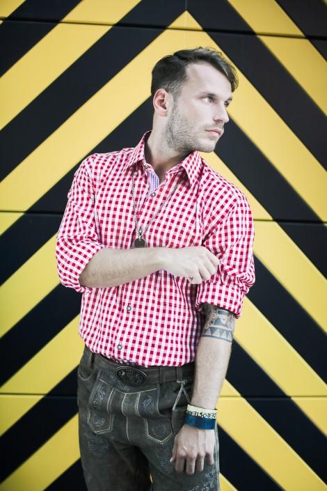 Mister Austria Wahl 2015 - Raphael Perrotta Kellner