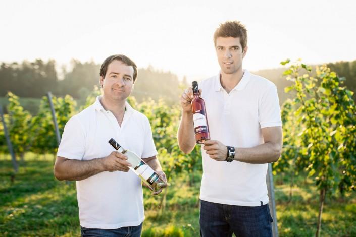 Werbefotografie für Destillerie Zweiger