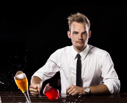 Hannes Herzog von der Bierbotschaft