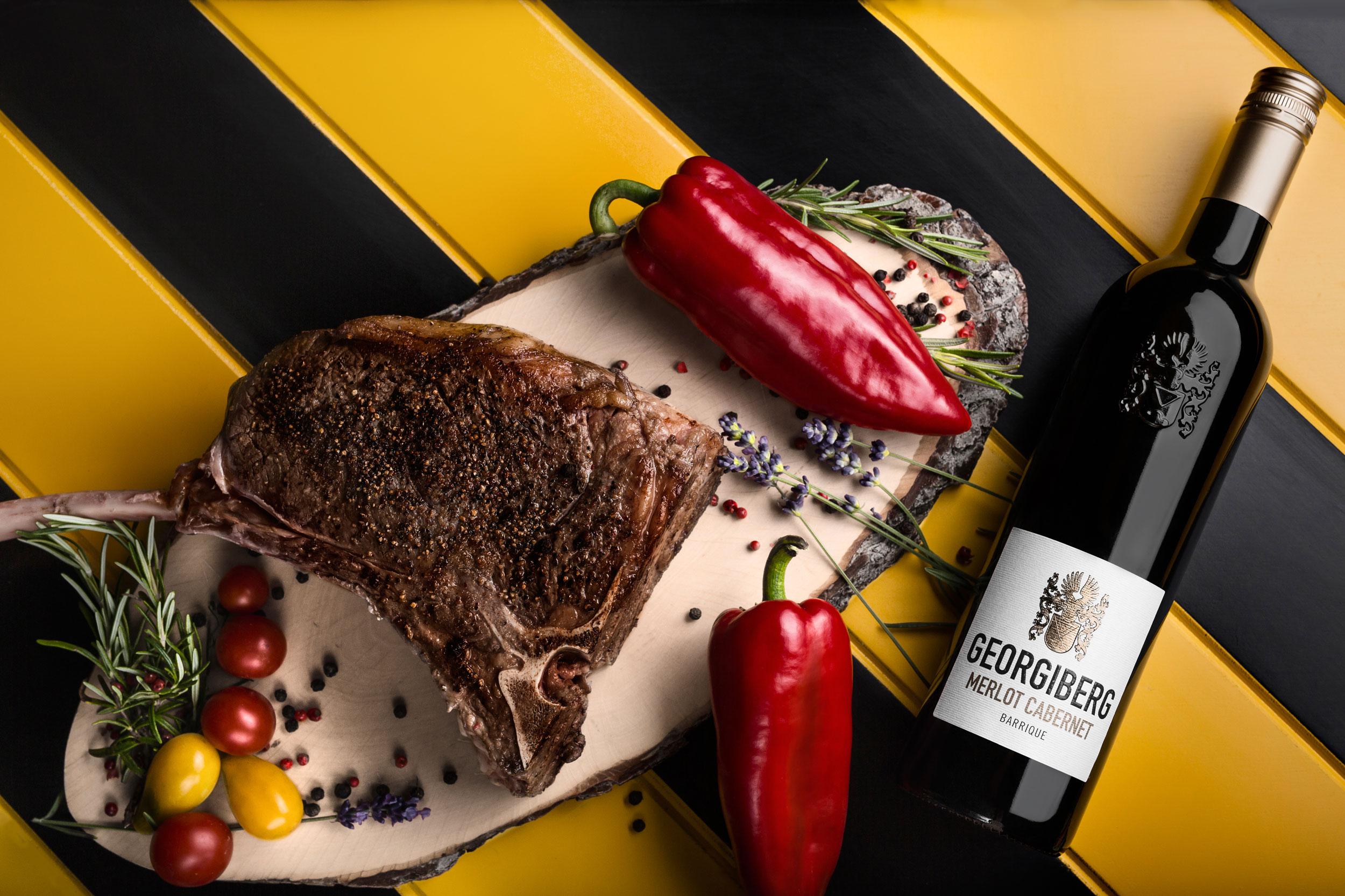 Steak Georgiberg