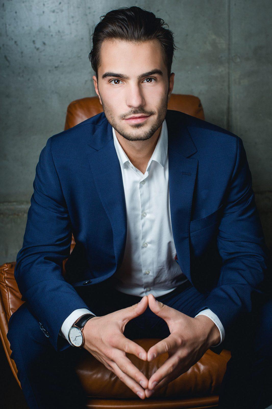 Philipp Rafetseder - Mister Austria 2016 - (c) Miriam Primik