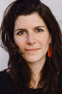 Die Autorin Jasmin Parapatits
